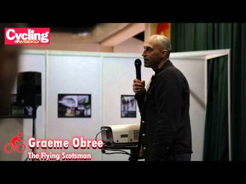 Graeme Obree: Road Cycling Show