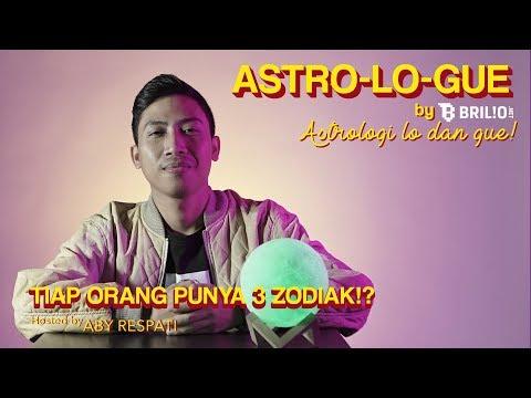 Astro-Lo-Gue Ep. 4 - Kita Semua Punya 3 Zodiak!? Kok Bisa!?