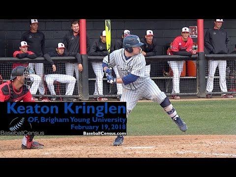 Keaton Kringlen, OF, BYU