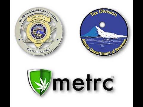 AMCO Metrc Meeting 8/29/16