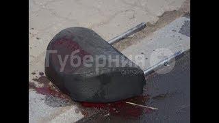 Сотрудники ППС попал в больницу после аварии в Хабаровске. MestoproTV
