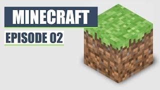 Minecraft Vanilla Survival Lets Play #2