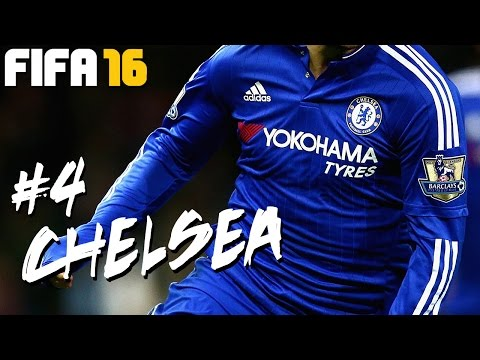 FIFA 16: Chelsea Career Mode S1E4 - THE ENGLAND JOB