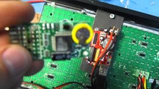 Китайская бегущая строка, ремонт / Chinese led panel repair(Небольшой обзор китайской бегущей строки принесенной в ремонт. Проблема была в некорректном отображении..., 2014-12-21T12:33:10.000Z)