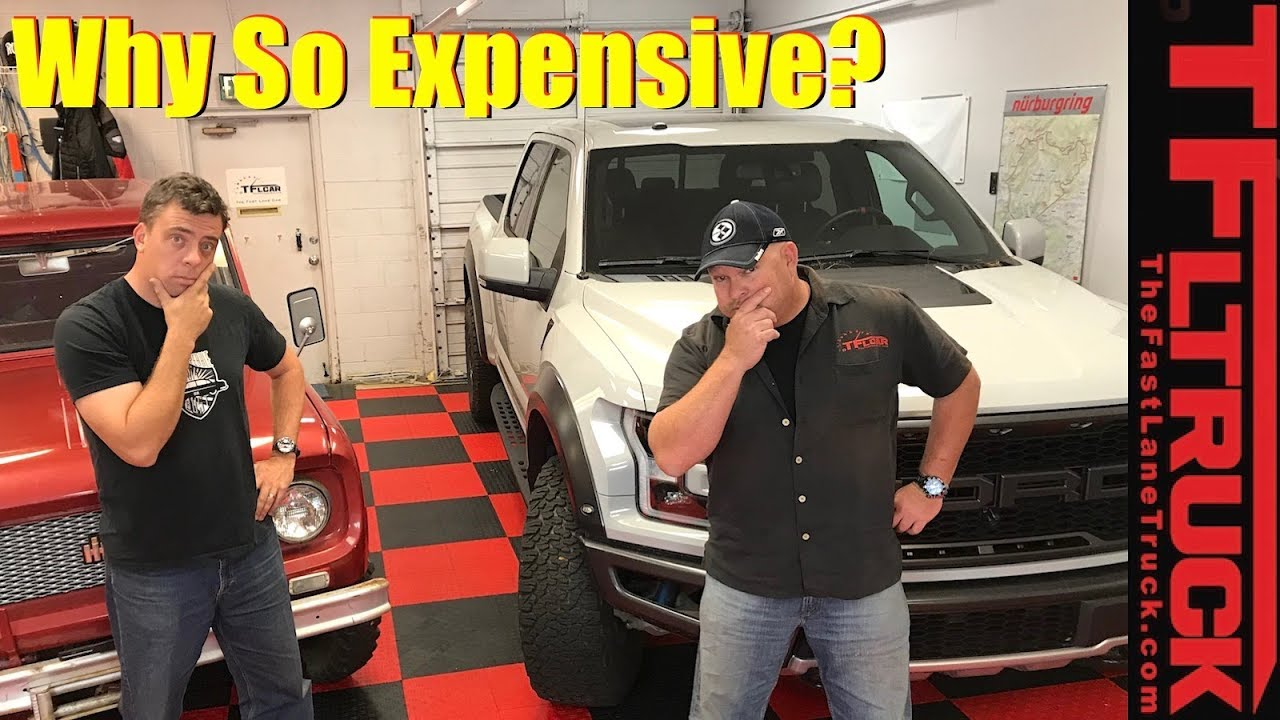 Why Are Trucks So Expensive >> Why Are New Pickup Trucks So Expensive 70k 80k And 90k