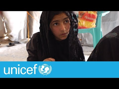 One girl finds hope through education in Afghanistan   UNICEF