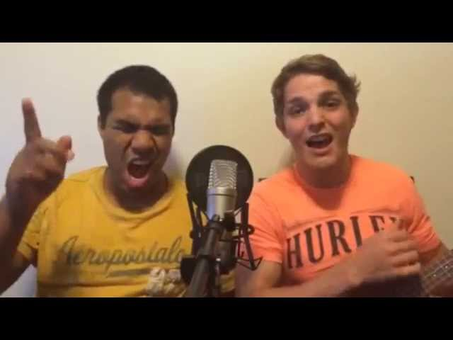 """""""Rude"""" cover by Magic!"""