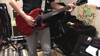 Gibson SG Jr. 2018 + Carr Rambler - Tone Demo - Clean, TS9 808 analog man, SD1 (HD - Audio)