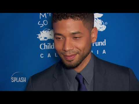 Jussie Smollett charged with filing false police report   Daily Celebrity News   Splash TV