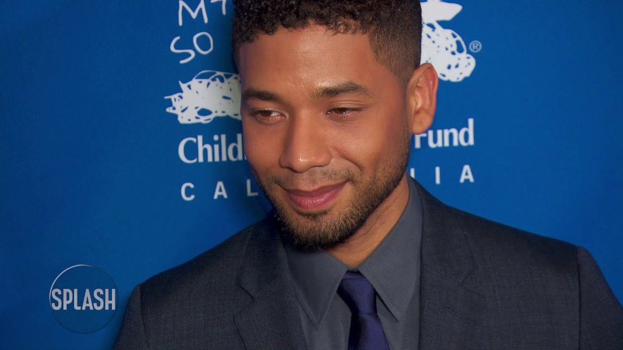 Jussie Smollett charged with filing false police report | Daily Celebrity News | Splash TV