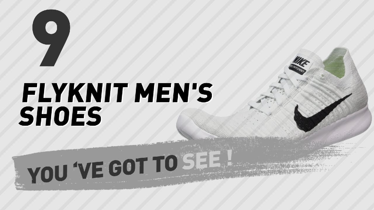 e84525b3c4 Nike Men's Free Rn Flyknit Running Shoes // The Most Popular 2017. Amazon UK  ...