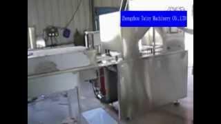 coffee cube sugar making machine line