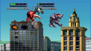 Rampage 2: Universal Tour N64 2 player 60fps