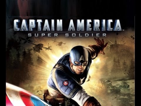 Captain America: Super Soldier (3DS) Level 7 - Behind the Curtains
