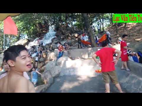 Kdl Thuỷ Châu Thoáng Mát, Sạch Sẽ – Thuỷ Châu Mới Nhất 2019, Thác Suối Nhân Tạo, Hồ Bơi