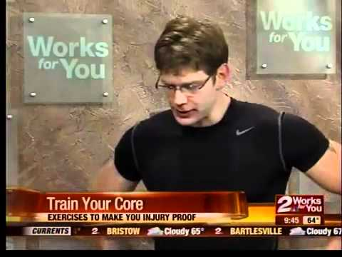Wes Cole: Exercises to make you injury proof