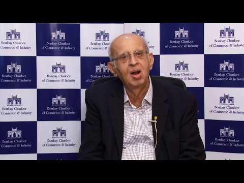 #Budget2018 Mr. Minoo Mody, Past President, Bombay Chamber of Commerce & Industry