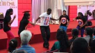 INDHA BOOMIYIL- PAASAM NEERE (ROYAL EAGALS DANCERS)