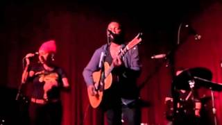 *David Ryan Harris & C.C. White* *Junkie For Your Love* at The Hotel Cafe.