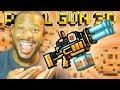 MY ROCKET COOKIE MINIGUN!   Pixel Gun 3D