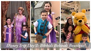 Bibbidi Bobbidi Boutique Knight and Crown Package | Magic Kingdom Part 2