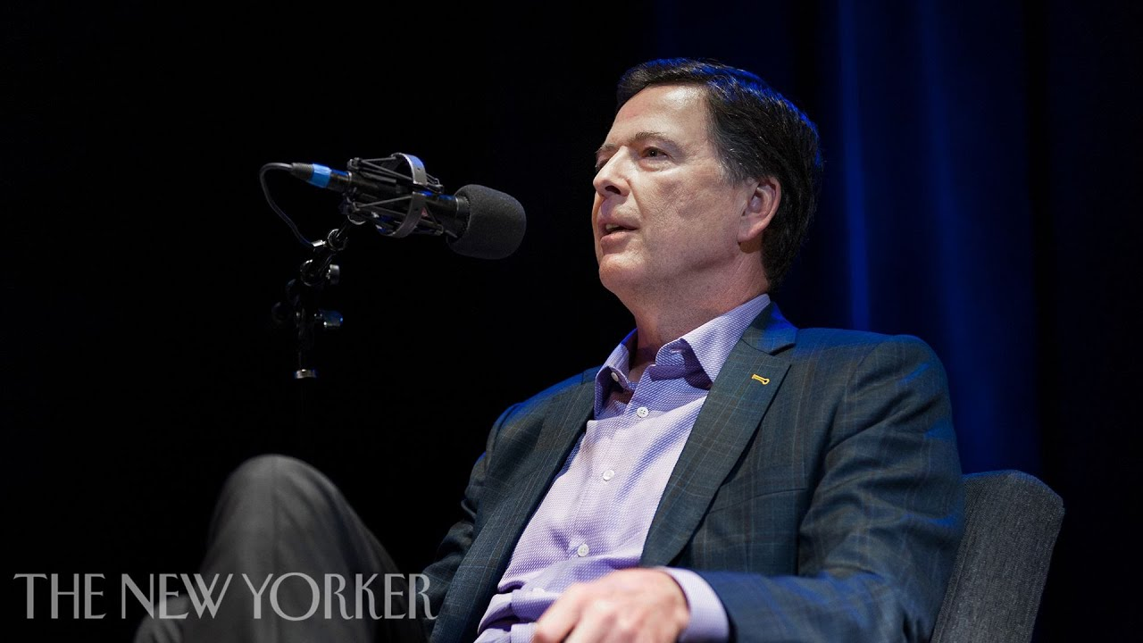 James Comey on How He Handled the Clinton Email Investigation