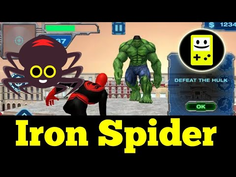 Download Flying Iron Spider – Rope Superhero APK For Android