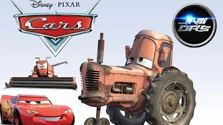 Disney Cars Tractor Tipping Level 1-6 Lightning McQueen