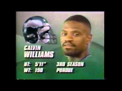 Week 9 1992 Eagles vs Los Angeles Raiders clip2