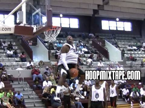 John Wall CRAZY Pro-am Mix: Future NBA Allstar? Dunk on Stackhouse!