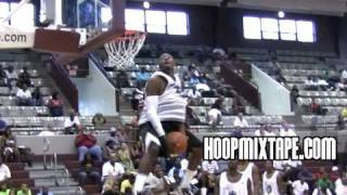John Wall CRAZY Pro-am Mix: Future NBA Allstar? Dunk on Stackhouse!