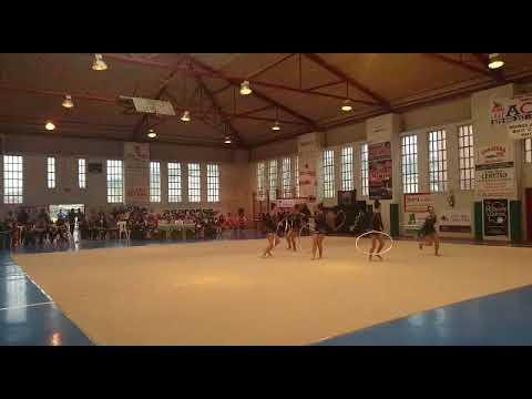 Torneo Terra Chá de gimnasia rítimica