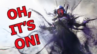 Ok Let's Talk About The New Expansion Cinematic: Sylvanas and Anduin Battle For Azeroth!