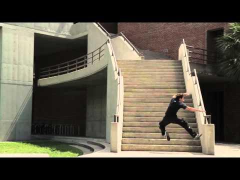 American Ninja Warrior - Drew Drechsel - Season 3 - Audition Tape