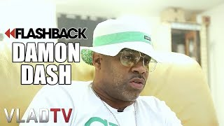 Dame Dash: Seeing a Kid Get Killed Made Me Transition from Crack to Music (Flashback)