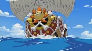 Luffy vs Garp    PART 1