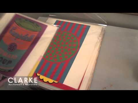 5 May 2013 Clarke Auction Preview