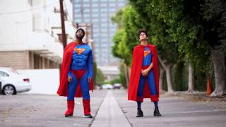 Racist Superman  Rudy Mancuso King Bach