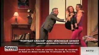 Théâtre: Véronique Genest dans