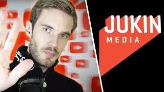 YouTubers In Trouble! PewDiePie Videos Taken Down, Jukin Media DELETES Accounts...