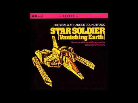 "♪ Star Soldier: Vanishing Earth - ""Erosion-Corrosion"" (Arranged version OST) - Ichiro Shimakura"
