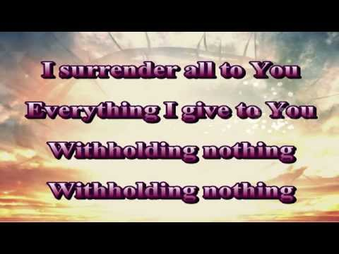Withholding Nothing/ I Won't Go Back by William McDowell (Instrumental)
