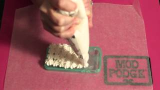 3 DIY Decoden Cell Phone Cases with Mod Podge + Dollar Store Jewelry
