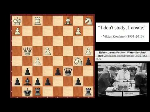 Bobby Fischer vs. Viktor Korchnoi, Curacao 1962