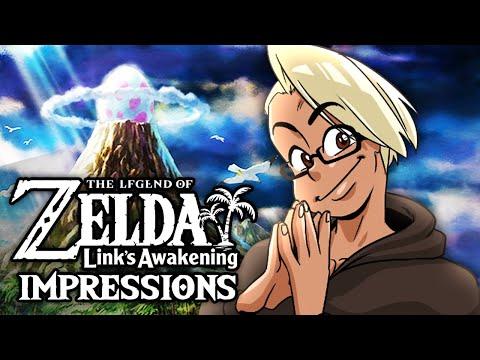 The Legend of Zelda: Link's Awakening (Nintendo Switch) Impressions