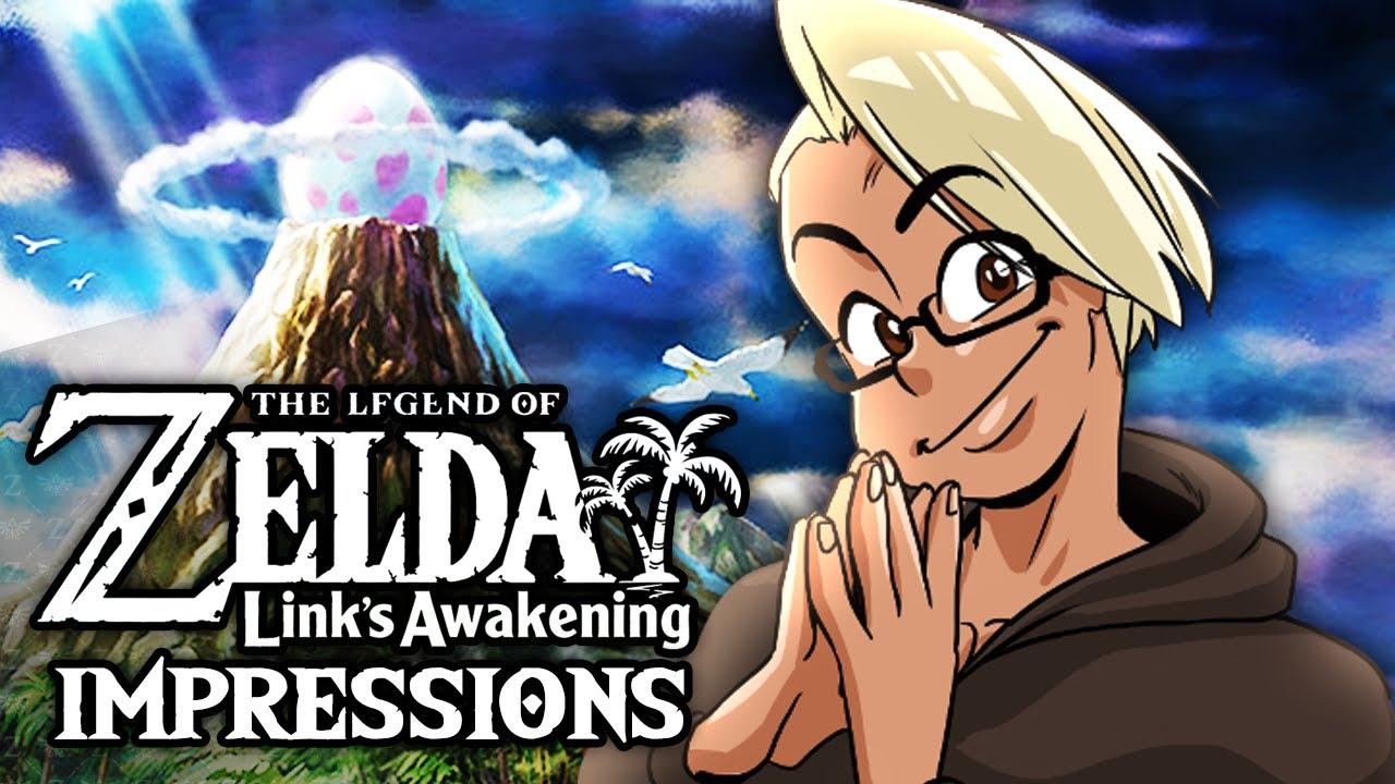 The Legend of Zelda: Link's Awakening (Nintendo Switch) Impressions