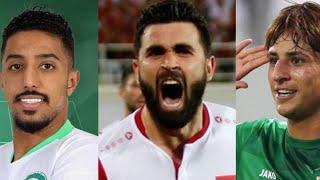 حظوظ كل المنتخبات العربية في التصفيات الآسيوية من كأس العالم 2022 | توقعات نتائج أول جولة