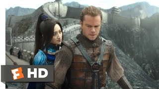 The Great Wall (2017)  Learning to Trust Scene (410)  Movieclips