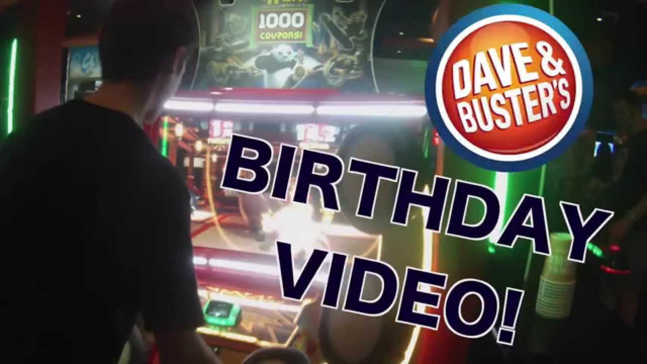 MADELYN: Dave and busters in mesa az