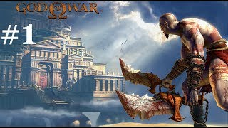 God of War Part 1 No Commentary Walkthrough